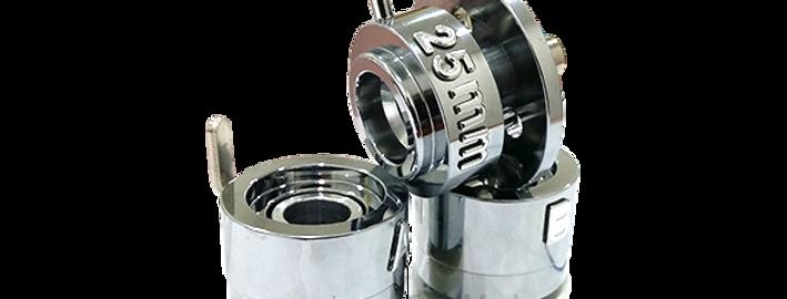 Button Mould - Diameter 25 mm