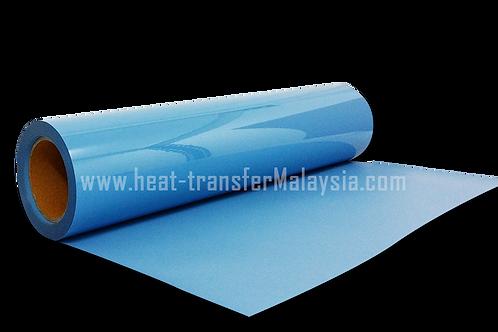 Sky Blue 1 - PU Heat Transfer Vinyl