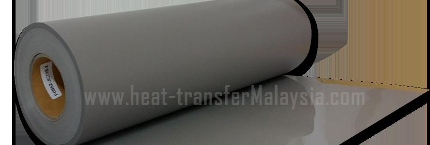 Grey - Flock Heat Transfer Vinyl