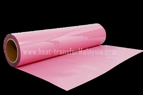 Pink - PU Heat Transfer Vinyl
