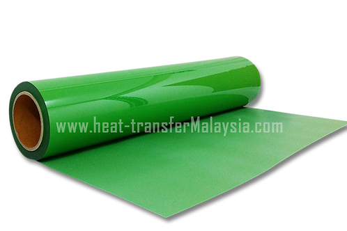 Lt Green - PU Heat Transfer Vinyl