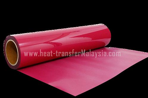 Fuchsia - PU Heat Transfer Vinyl