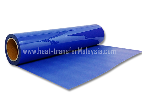 Royal Blue - PU Heat Transfer Vinyl