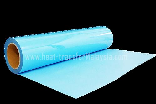 Sky Blue 2 - PU Heat Transfer Vinyl