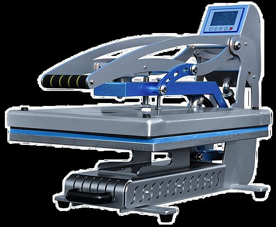 Heat Press Machine - Auto Open - SOLID-H