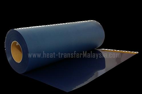 Navy - Flock Heat Transfer Vinyl