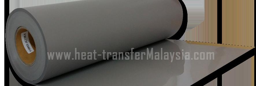Silver - Reflective Heat Transfer Vinyl