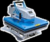 Heat Press Machine - Swing - SOLID-ZS 40