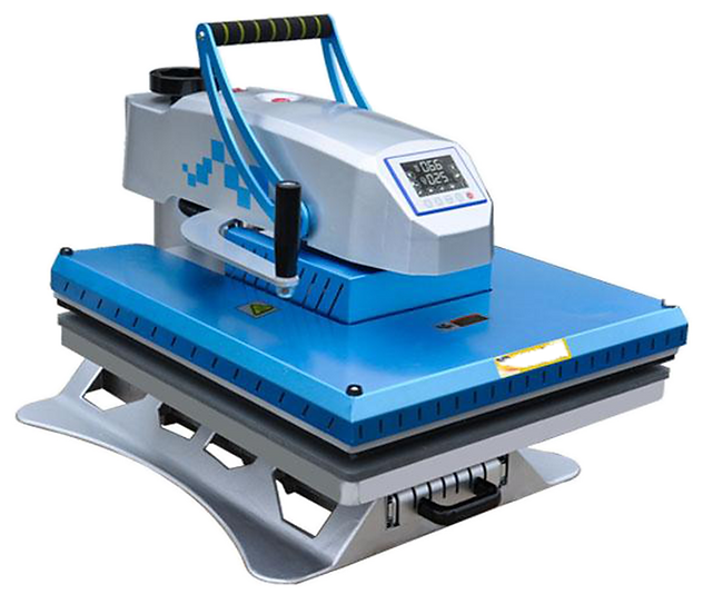 Heat Press Machine - Swing - SOLID-ZS 40
