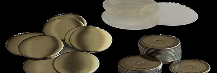 Magnet Button Badge Parts - Dia. 32 mm