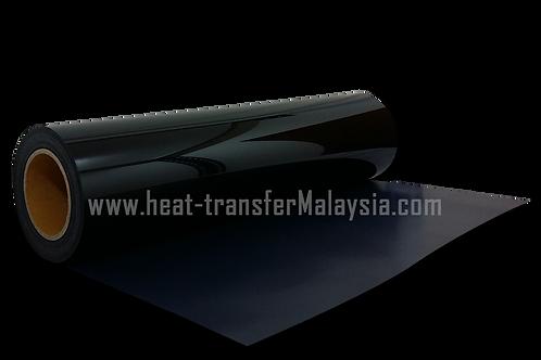 Black - PVC Heat Transfer Vinyl
