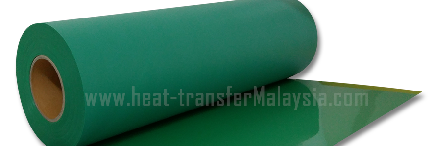 Green - Flock Heat Transfer Vinyl