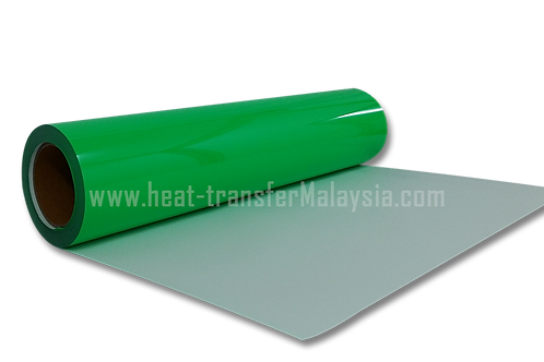 Neon Green - PU Heat Transfer Vinyl