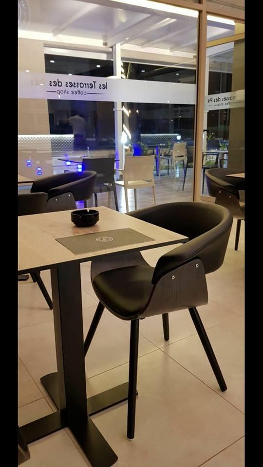 Elegant Restaurant Table Base