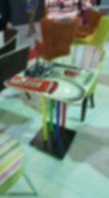Cafe Masa Ayakları