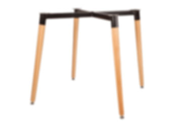 Wooden Table Legs for cafe , restaurants , bistros , bars , schools , kitchens
