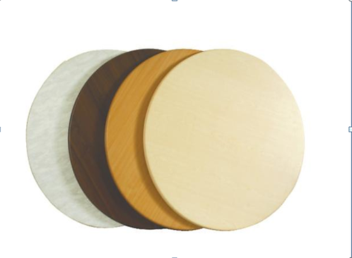 YWT-0590 Werzalite Round Table Tops
