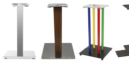 How to find ideal Table Legs & Bases for your Restaurant , Coffee Shops ...