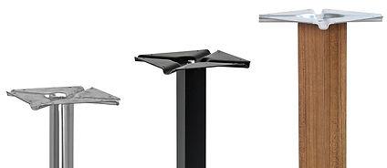 Custom cut Table Legs