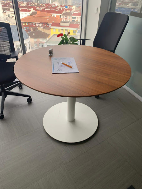 Table Base for Offices