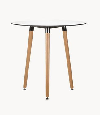 ERA Round Wooden Tables Legs