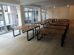 Table Legs for Conference Room