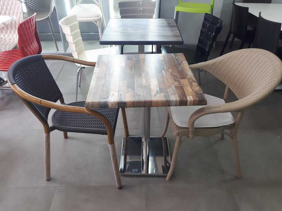 Cafe Table Legs&Bases