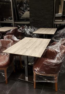 Cafe Table Base