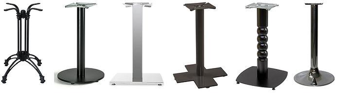 Table Bases for Restaurants