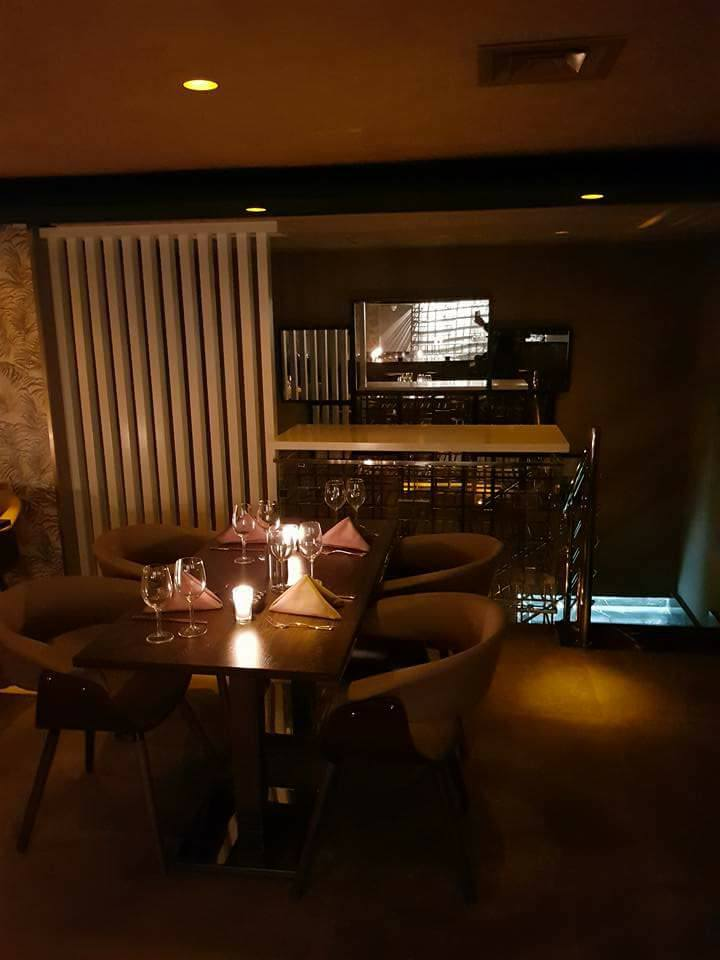 ERA MDF Restaurant Table Bases