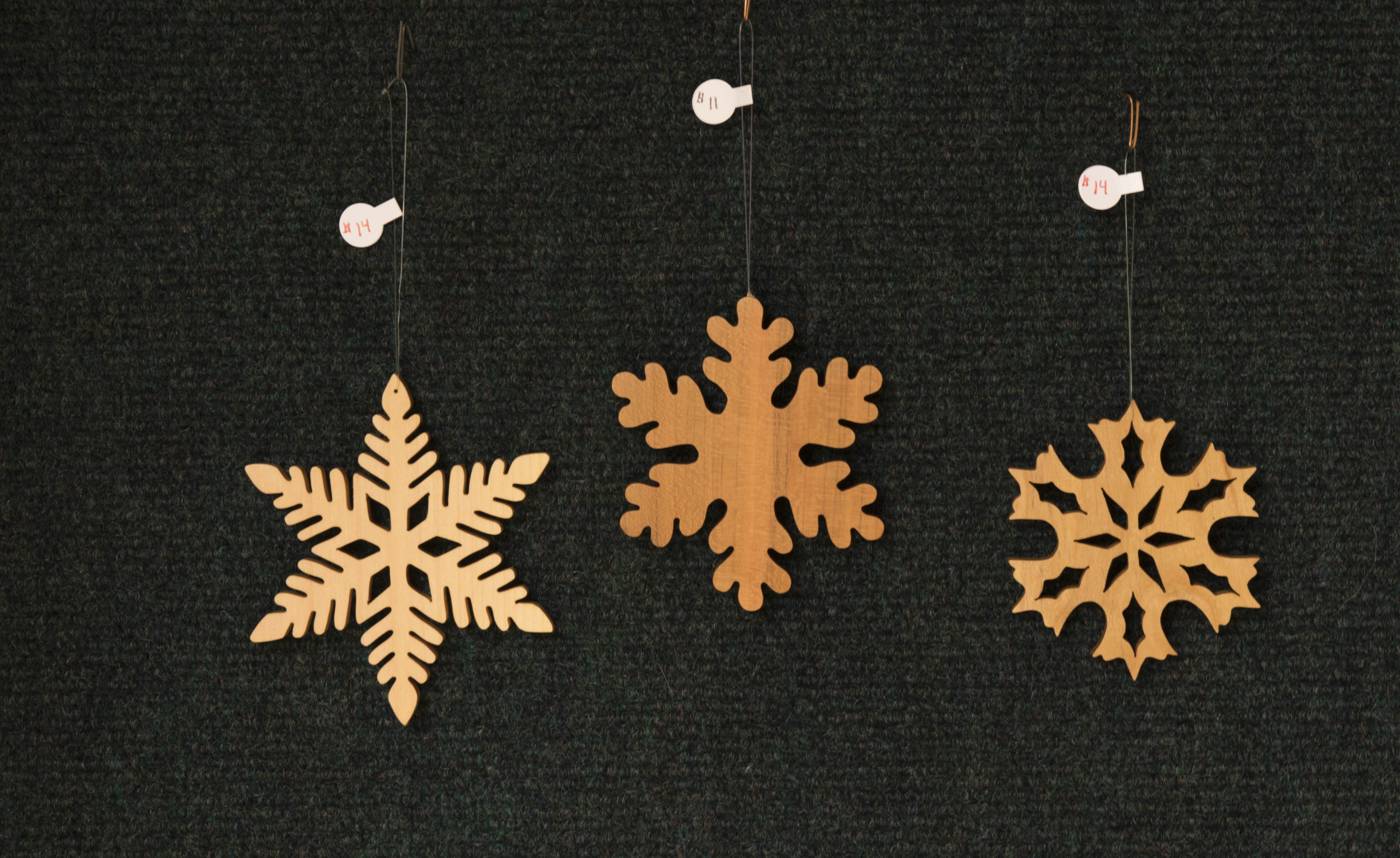 three_snowflakes