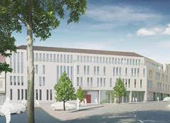 Verwaltungszentrum Eschwege