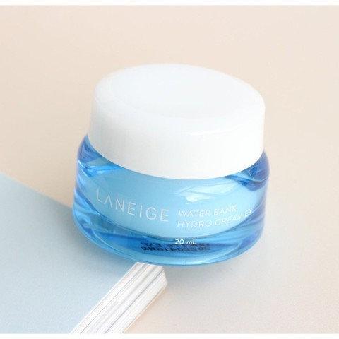 [мини] Интенсивно увлажняющая крем Laneige Water Bank Moisture Cream 20 мл