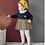 Thumbnail: Платье с леггинсами для малышки