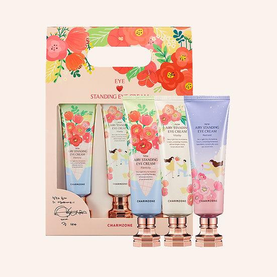 Подарочный набор (крем для век 3шт) Charmzone standing eye cream gift set