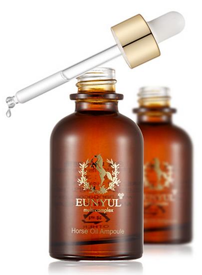 Ампульная сыворотка с лошадиным маслом Horse Oil Ampoule от Enyul