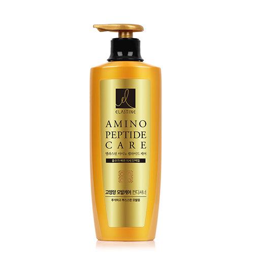 Питательный шампунь для волос с амино-пептидами Elastine 600мл