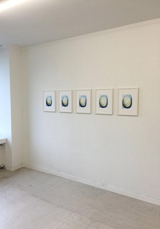 """Elataura, 2015, Gruppenausstellung Nextex """"Artgerecht"""" Kunst von Damaris Rohner"""