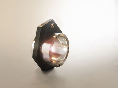 Ring Carbon/Karbon Silber 925 schwarze Brillanten, Auraria Artis Goldschmied, Damaris Rohner