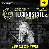 Vanessa Sukowski - Amsterdam Dance Event ADE