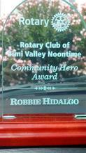 Community Hero Award - Rotary Club