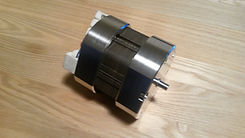 Ultra high temperature electric motor – Helios Electric Motors