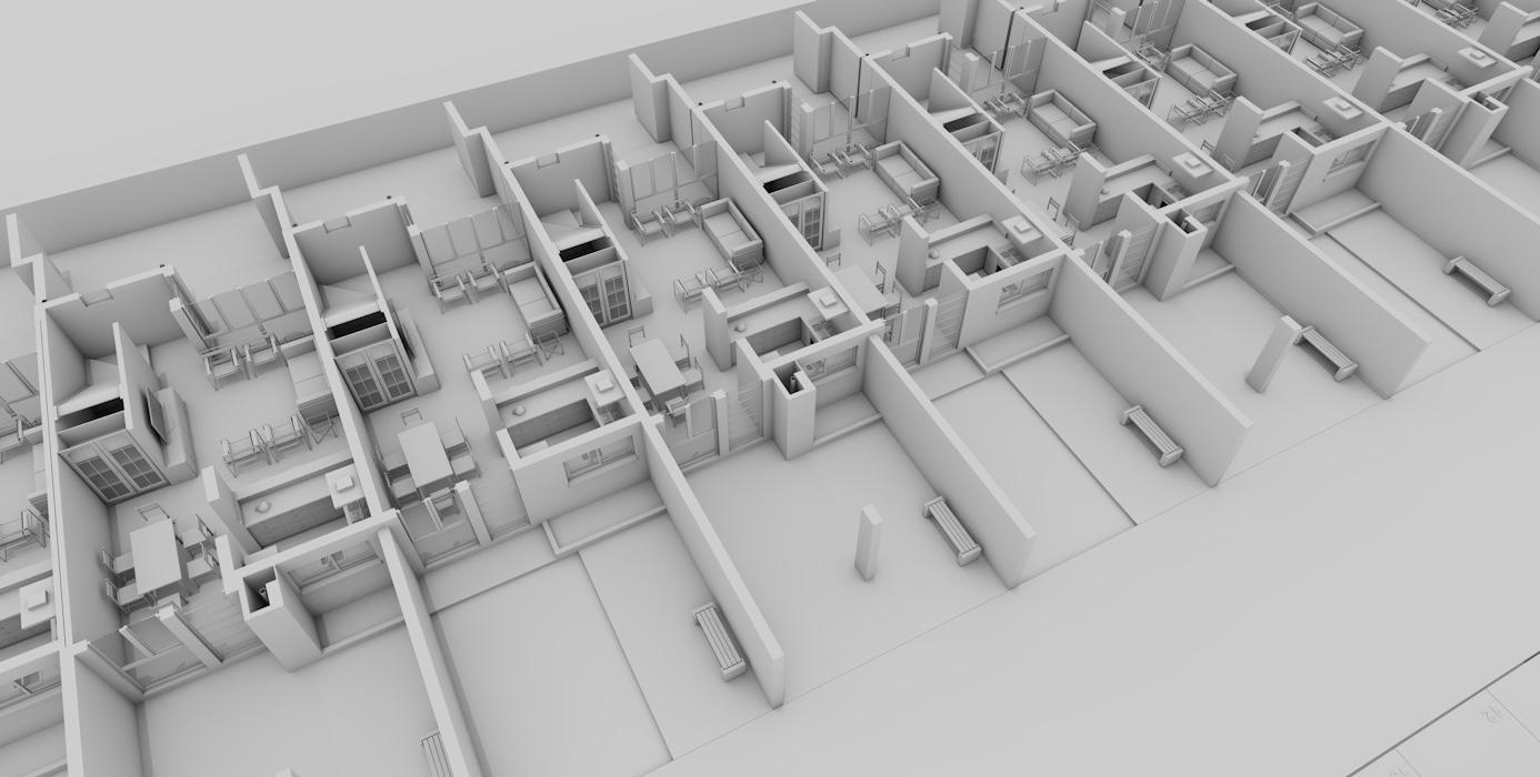 Housing, CENTURION