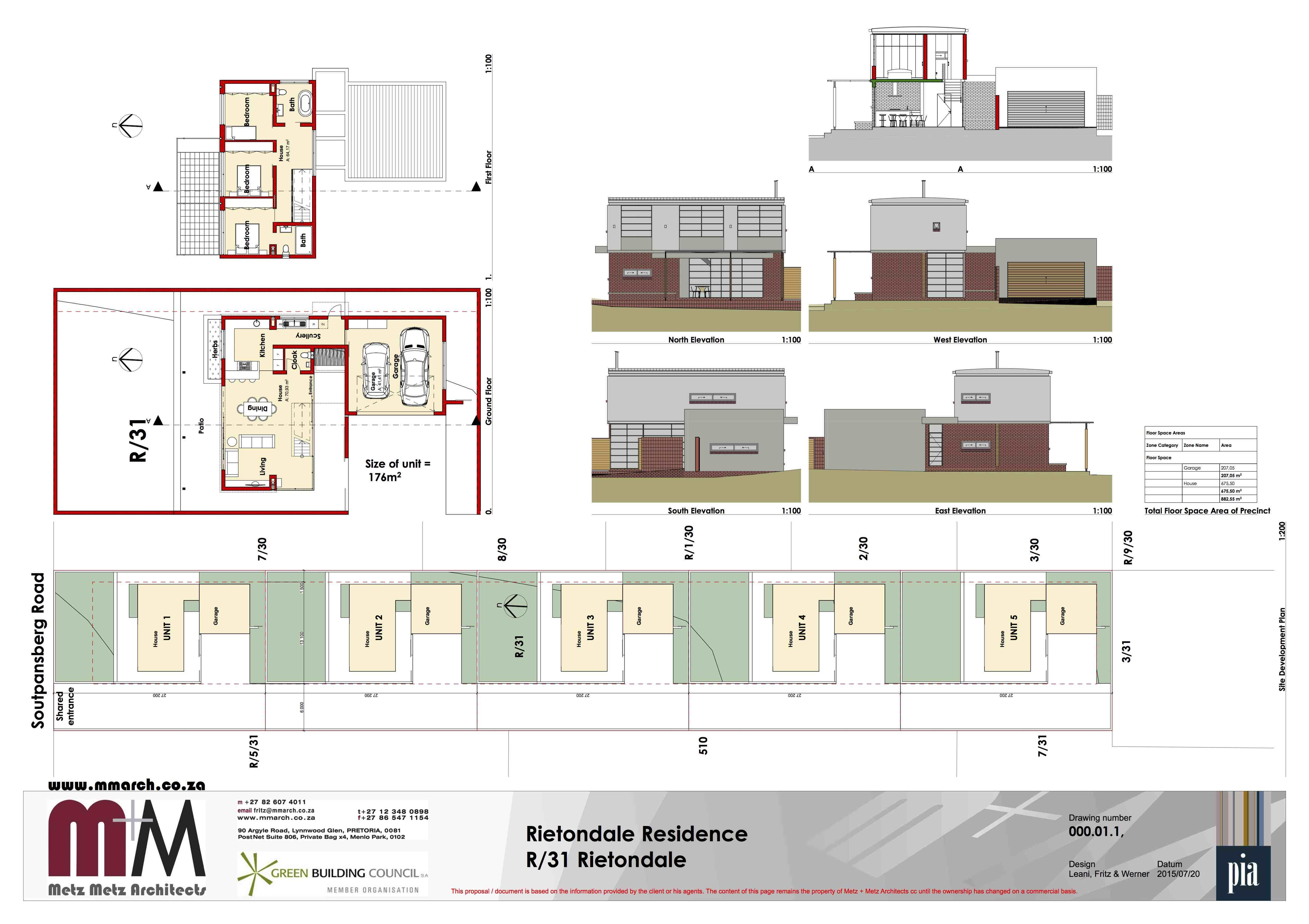 234 Rietondale Residential Precinct - 20 Jul 2015.jpg