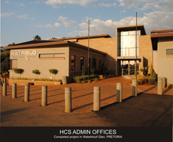 HCS Admin 1