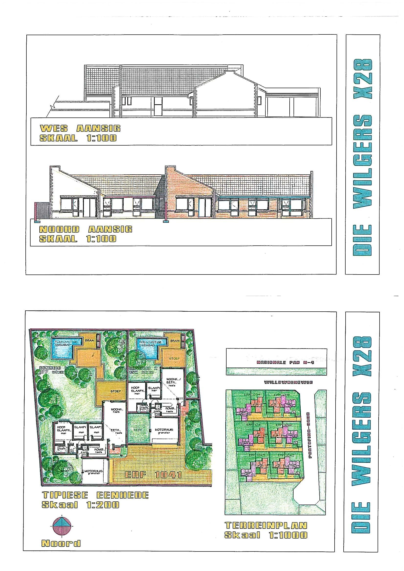A2 - Wilgers Groepsbehuising - A4