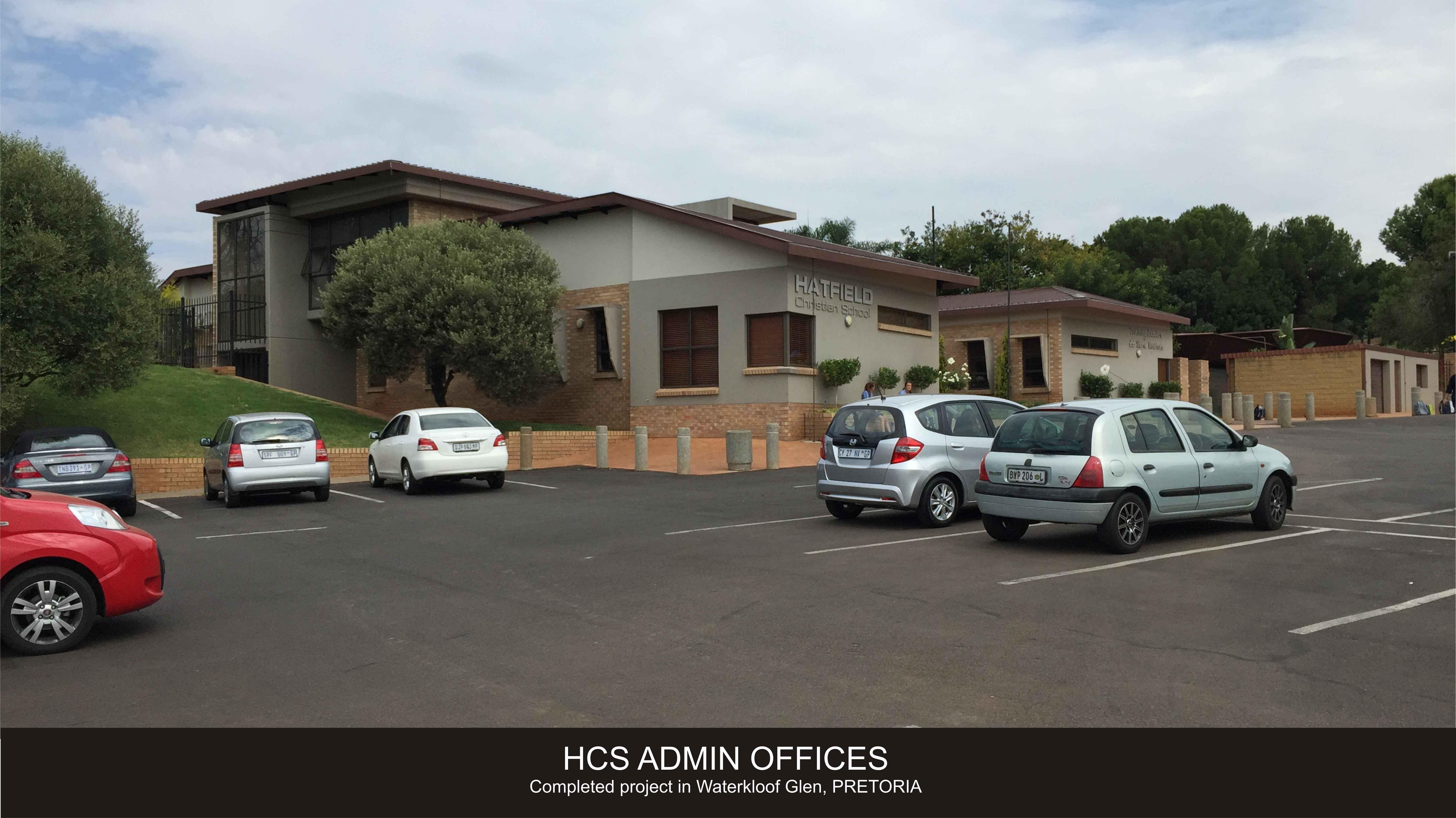 HCS Admin 8