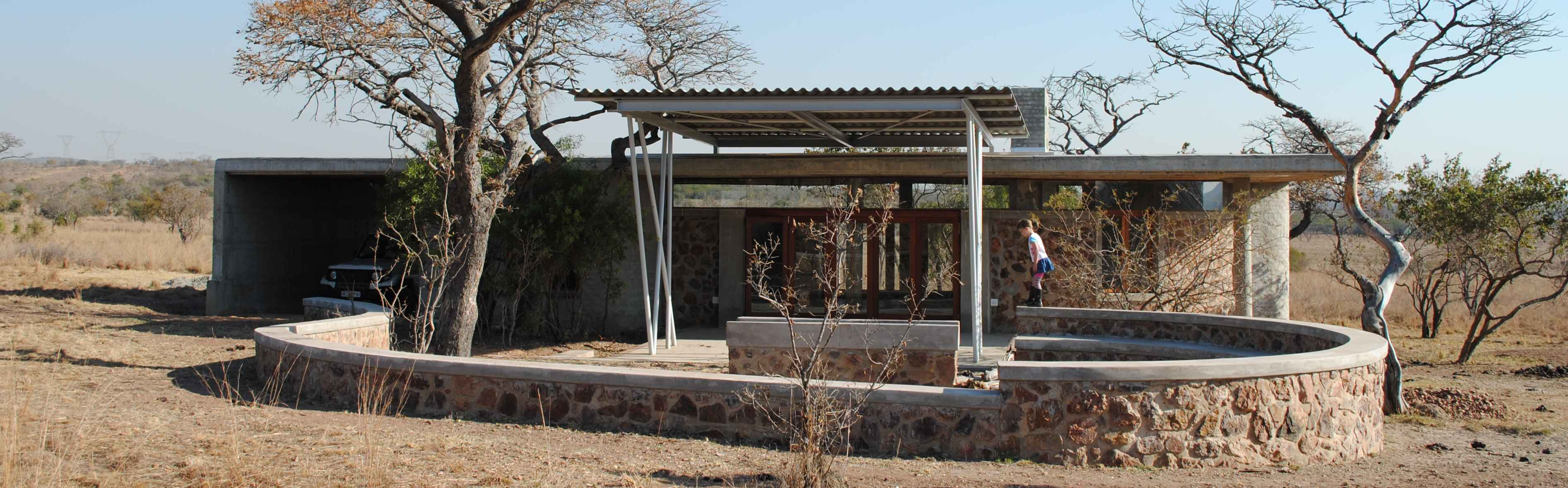 Bush retreat, DINOKENG