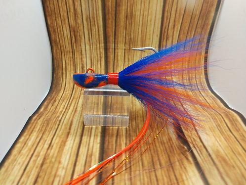 First Flight Blue & Orange Cobia Jig