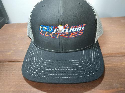 First Flight Lures Logo Hats